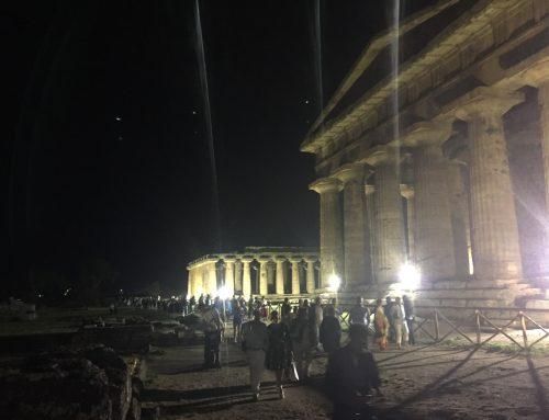 la settimana a Capaccio Paestum