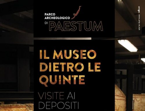 PAESTUM: IL MUSEO DIETRO LE QUINTE