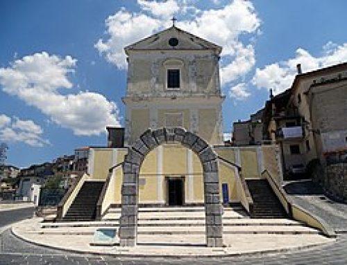 Le chiese di Padula